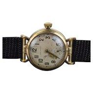 Vintage Waltham Mechanical Winding Men's Wrist Watch