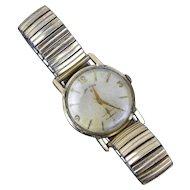 Vintage Lord Elgin 23 Jewels 10KT Gold Fill Case Men's Wrist Watch