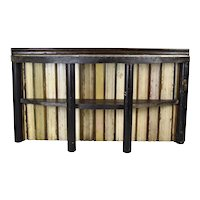 Floyd Gompf Reclaimed Wood Architectural Salvage Sideboard Console Hall Table