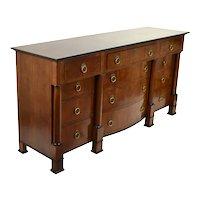 Henredon Neoclassical Empire Revival Dresser Sideboard Chest of Drawers