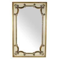 Vintage Hollywood Regency Italianate Wall Mirror Excellent Quality