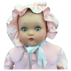 Pretty A/O Horsman Girl