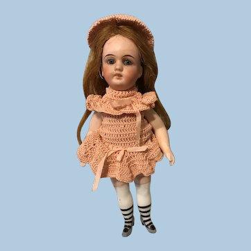 Gebruder Kuhlenz All Bisque Doll