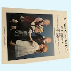 Heubach Character Dolls & Figurines -Book