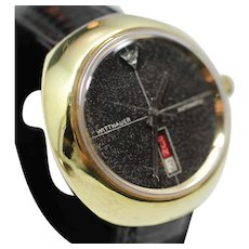 Vintage 1970's Wittnauer Automatic Men's Watch