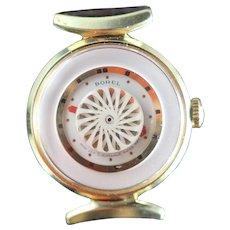1960's Ernest Borel Kaileidoscope Cocktail  Watch