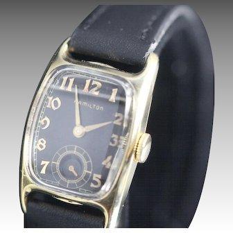Hamilton Boulton Vintage Mens Watch 1941