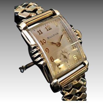Bulova President Watch 1952