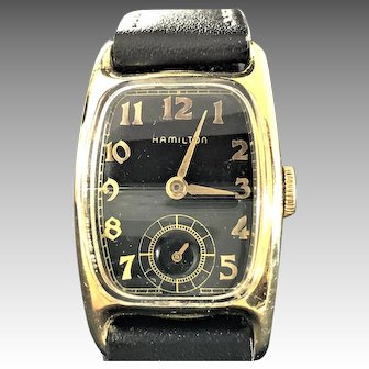 1941 Hamilton Boulton  Vintage Men's Watch