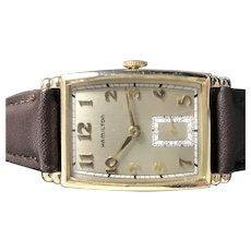 Hamilton Myron Vintage Men's Watch Circ,  1941
