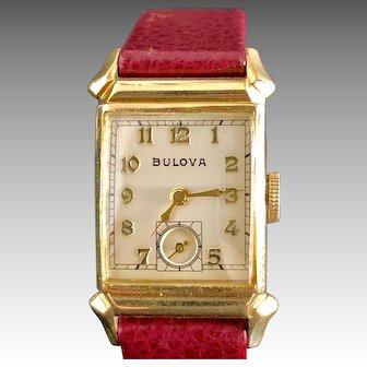 1941 Bulova Director Watch