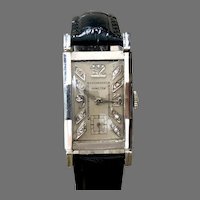 1951 Hamilton Diamond, 14K Gold Watch