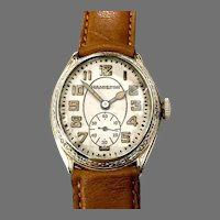 1927 Hamilton Oval Vintage Watch