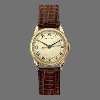 """1940 Hamilton Sentinel """"Gentlemen, synchronize your watches"""""""