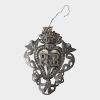 Old Victorian Christmas Ornament