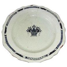 Antique French Large Serving Platter Dish
