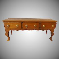 Vintage Shackman Dining Room Buffet