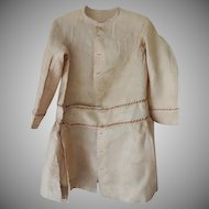 Old Silk Child's or Doll Dress