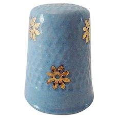 Vintage Limoges Porcelain Thimble
