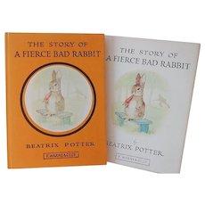 Beatrix Potter:   Tale of A Fierce Bad Rabbit