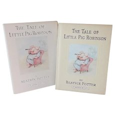 Beatrix Potter:  Tale of Little Pig Robinson