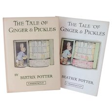 Beatrix Potter:  Tale of Ginger and Pickles