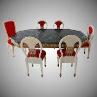 Ideal Regency Dining Room Set