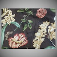 Waverly Williamsburg Collection Fabric - Somerset Botanical Print 10 Yards