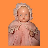 """12"""" Pretty in Pink Bent Limb Composition Baby Doll ~ Cutie"""