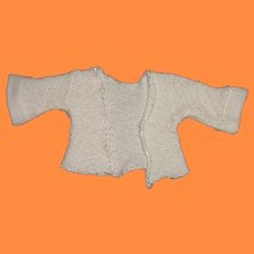 "Cute Effanbe Sweater for 11"" Dy-Dee Baby or Tiny Tears Doll"