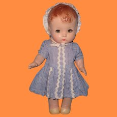 Effanbee Candy Kid Composition Doll  ~ Cutie pie