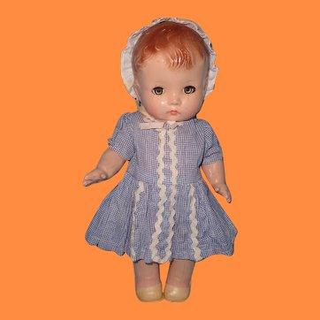 Effanbee Candy Kid Composition Doll  ~ Cutie pie