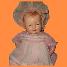Pretty in Pink Composition Baby Doll