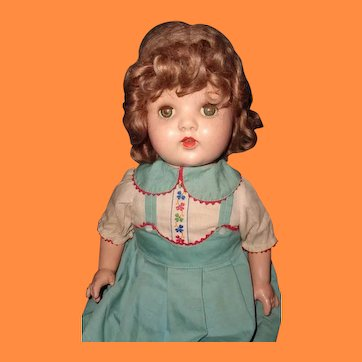 "Factory Original 23"" Composition Mama Doll ~ Pretty"
