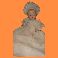 Adorable Horsman Buttercup Composition Baby Doll ~ Precious