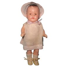 Factory Original Composition Dionne Quint Toddler Doll w/ Box ~ Pink