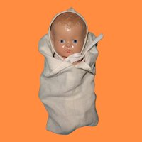 Sweet Composition Baby Doll in Bunting ~ Cutie