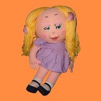Near Mint Boxed Mattel Shrinkin Violette Talking Doll ~ Works Perfect ~ Very Rare