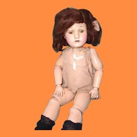 Early Effanbee Ball Jointed Mary Jane Composition Doll ~ very pretty