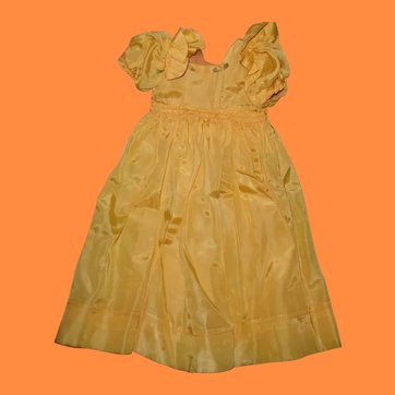 """Authentic Madame Alexander Gown for 24"""" Composition Doll"""