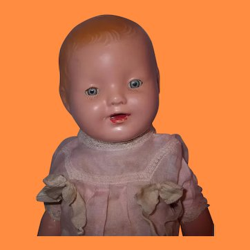 """Nice 15"""" Composition Baby Doll"""