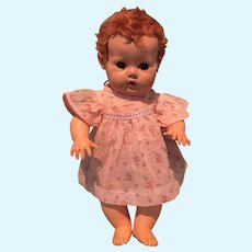 """Sweet Dress for 11"""" Baby Doll ~ Composition Dy-Dee Tiny Tears and Friends"""