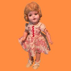 """Ideal 14"""" Composition Doll ~ Really Cute"""