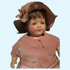Factory Original Chunky Composition Mama Doll ~ Very Pretty