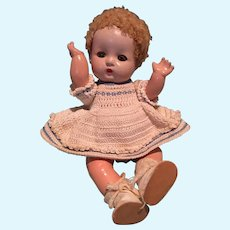 Adorable Effanbee Patsy Babyette Composition Doll ~ Cutie
