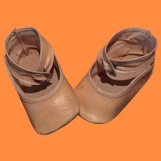 Authentic Dolly Rekord Shoes for Madame Hendren Composition Talking Doll