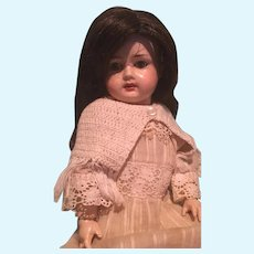"Early German Famlee Ball Jointed Composition 14"" Doll"
