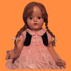 """Factory Original 23"""" Tagged Special Girl Composition Doll by Madame Alexander"""