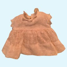Authentic Effanbee Dress for Patsy Jr Composition Doll