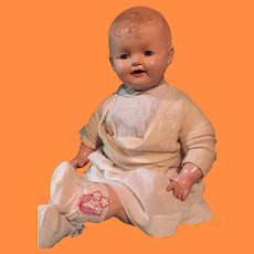 """27"""" Large Composition Baby Doll ~ Cutie"""